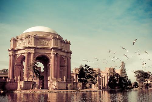 フリー写真素材, 建築・建造物, 宮殿・城, アメリカ合衆国,
