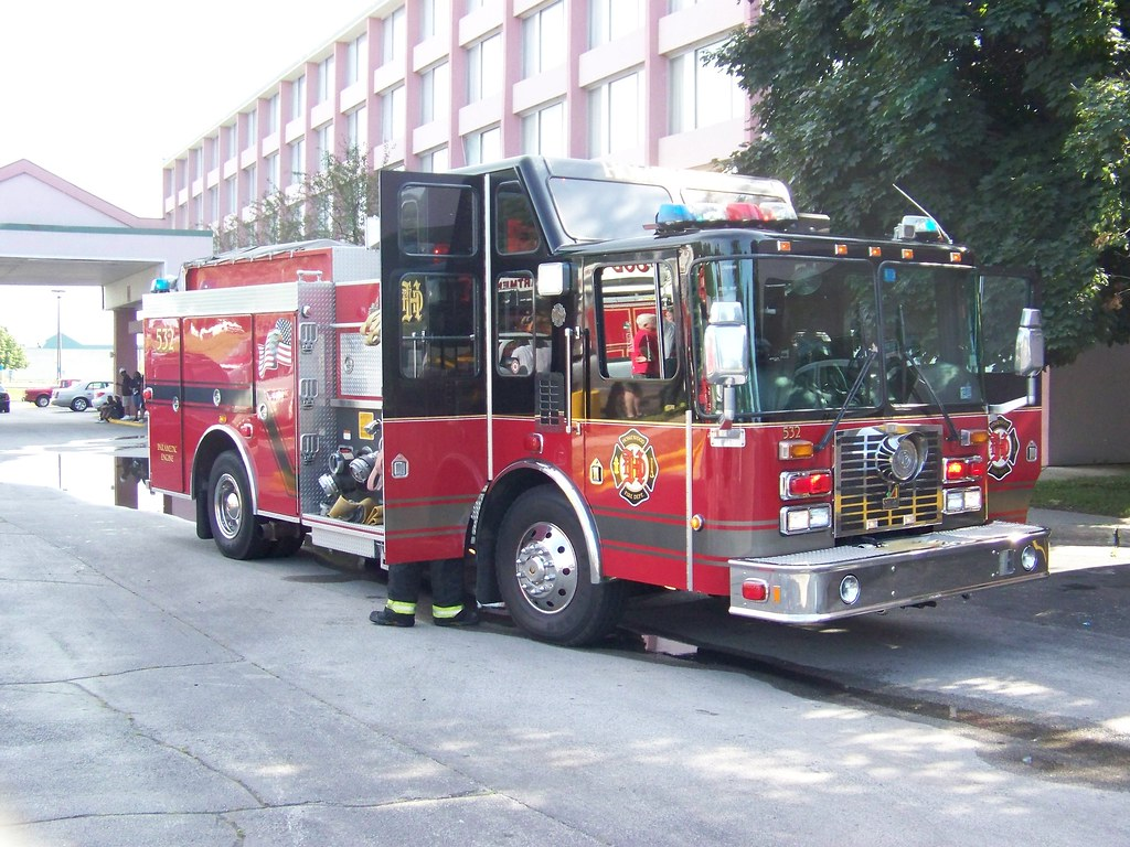 Homewood IL secondary engine 532