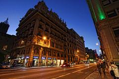 Evening Streets (Adrien Chan) Tags: barcelona streets evening spain magichour 1740mmf4 5dmkii 5dmk2