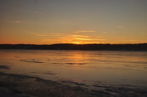 Hudson River Sunset 6