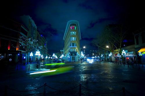 December 26, 2010 Nightwalk Gastown