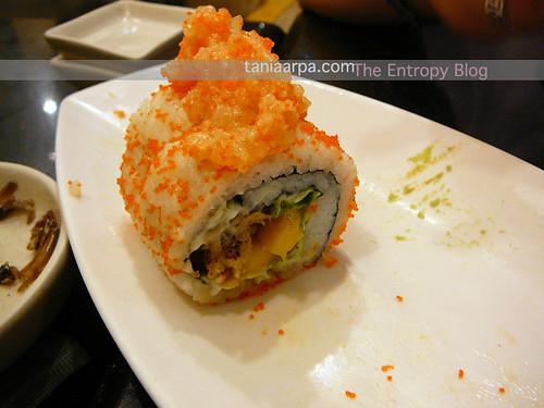 Kogi - Crab roll