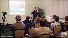 Syntex Roadshow 2010, Bansk Bystrica (Syntex in Pictures) Tags: roadshow grassvalley syntex edius