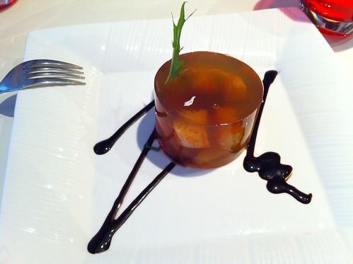 晶饌水果塔
