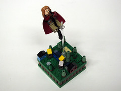 Katharine Zoeker (_Matn) Tags: world cup flying village lego harrypotter quidditch broom flanders