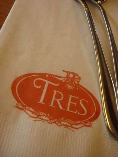 tres cuisine