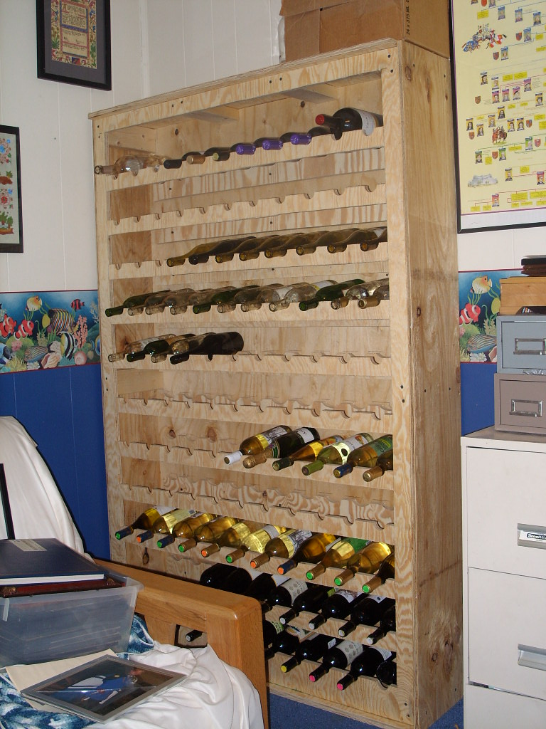 Wine Rack 008