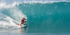 Banyans Barrel (10 shot sequence) (konaboy) Tags: hawaii surf surfer tube barrel wave surfing cj bigisland sequence kona kailuakona banyans img1106 kanuha