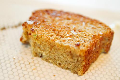 Red fife bread