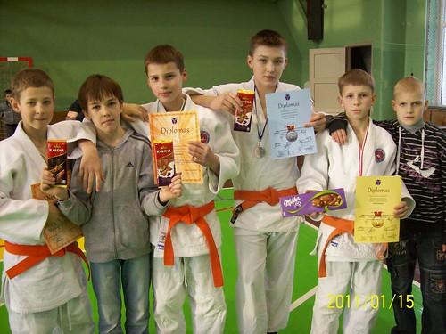 Iš kairės M.Narkus, T.Lesovojus, M.Banys, A.Rimeikis, L.Banys, L.Daulius