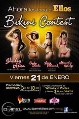 Bikini Contest - Discoteca Dpamel