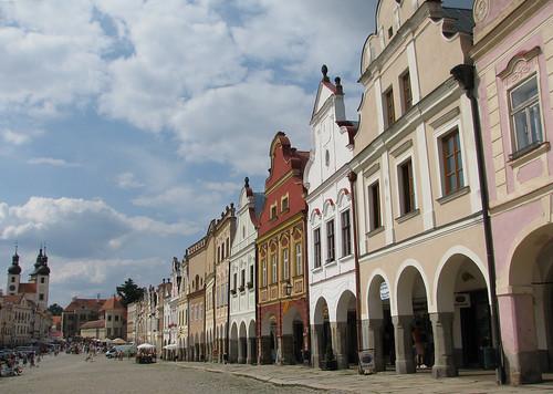 Telč - Moravia - Czech Republic