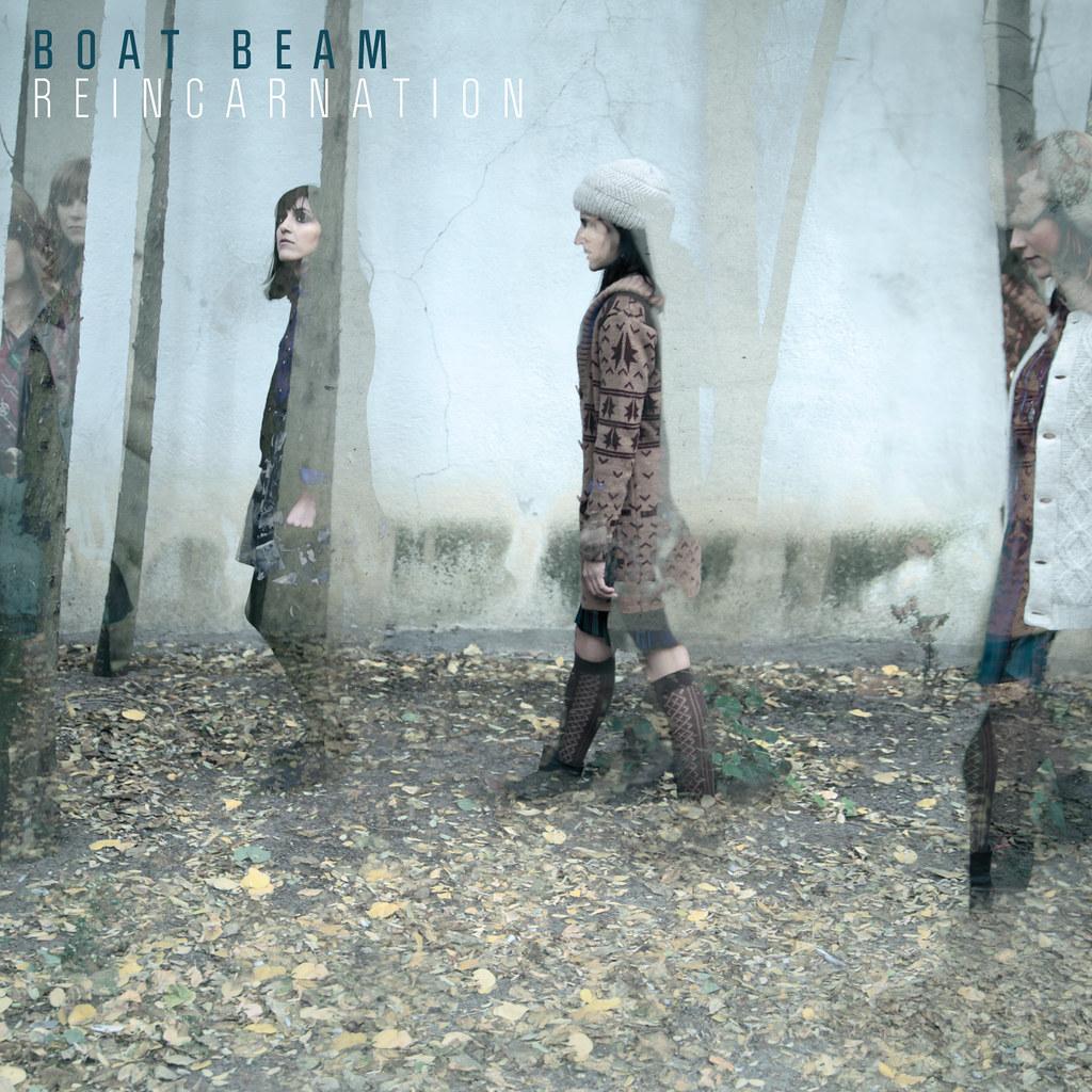 BOAT BEAM: Reincarnation (Origami Records 2011)
