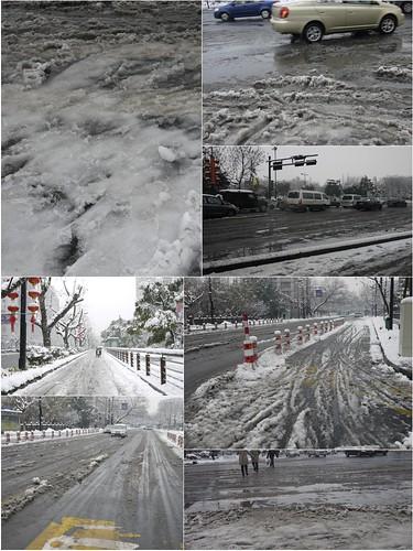 Big Big Snow in Hangzhou