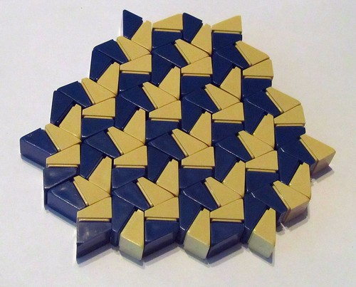 tessellations to color. Hexagon tessellations