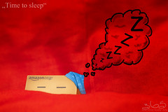 Time to sleep (Oliver Totzke) Tags: 2 canon mark days ii 1d 365 danbo mark2 revoltech danboard