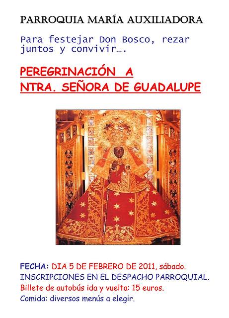 Peregrinación A Ntra. Señora de Guadalupe
