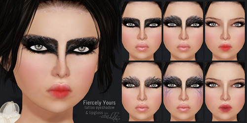 cheLLe - Fiercely Yours