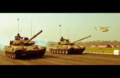 T-72 and ALH Dhruv | Indian Army