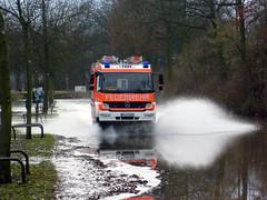 Hochwasser Januar 2011