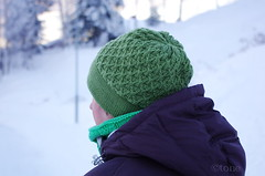 New winter hat for me (Tone aka Hobbygaasa) Tags: hat knit knitted