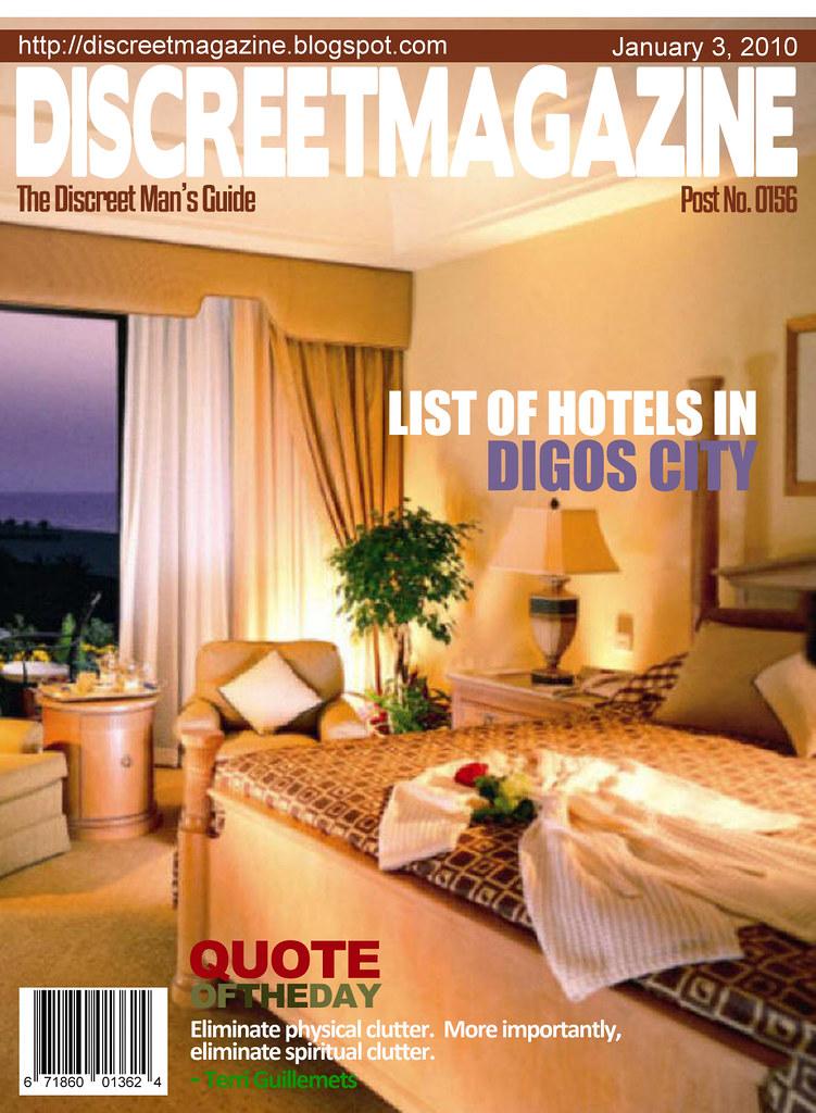 Discreet Magazine January 3 2010