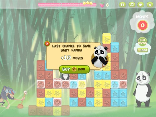 Mobile games Save Me!: screenshots, UI