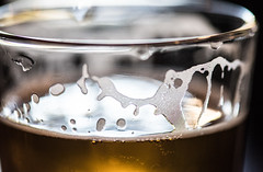 281/366 Foamy Friday Pleasure (TiffK) Tags: nikon105mmf28micro nikon d750 105 105f28 105mm 105mmf28 105mmmacro fx fullframe macro micro nikond750 drink alcohol fooddrink beer 2016365 365project