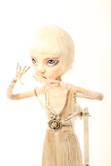080 (fantoche art dolls) Tags: fantoche oana micu art dolls papusi objects theatrical costumes doll stand scenography magical nostalgia