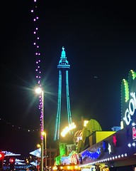 Blackpool illuminations 16 (kerry_hocking) Tags: family seaside life change cold colour bright brill lights tower illuminations blackpool