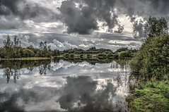 Reflections (framir2014) Tags: lake reflections clouds