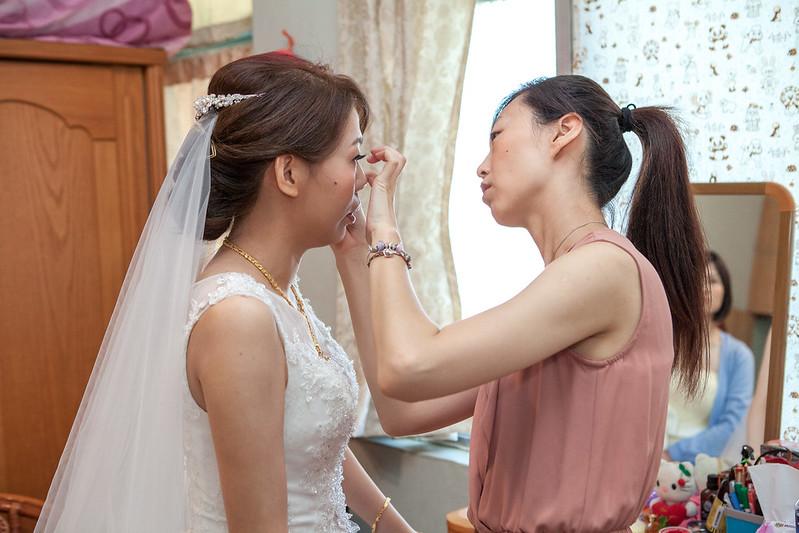 孟峰&梵齡 婚禮紀實-44