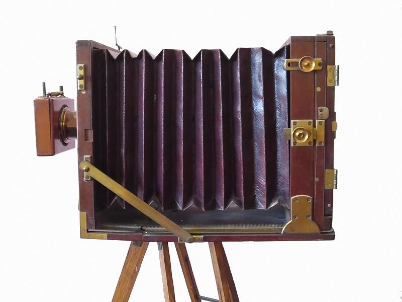 Antique Plate Camera