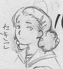 Takiko sketch