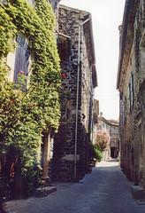2003.06.018 ALBA LA ROMAINE - Les ruelles (alainmichot93 (Bonjour  tous)) Tags: france 07 ardche rhnealpes albalaromaine