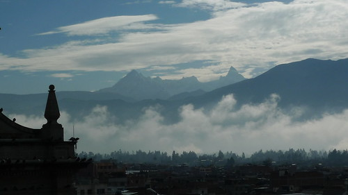 Volcano El Altar - Riobamba, Ecuadro