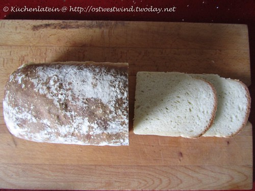 Dan Lepards Sandwichbrot mit saurer Sahne 004