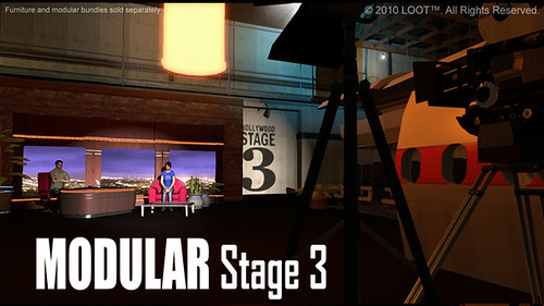 PlayStation Home: Stage3