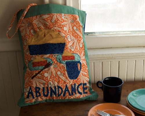 pie abundance bag
