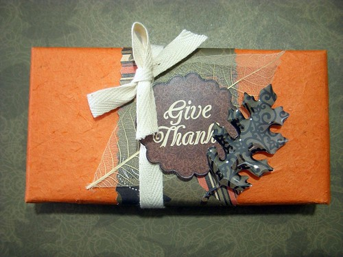 Gift Box with Samantha Walker Designs
