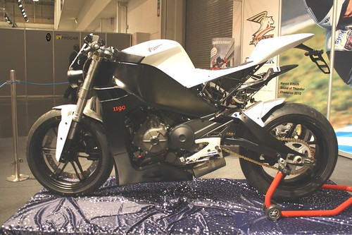 Erik Buell Racing 1190 Typhon: a naked 1190RR