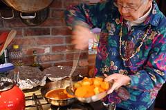 Thanksgiving sweet potatoes  078