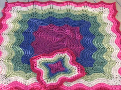 Isabella's blanket