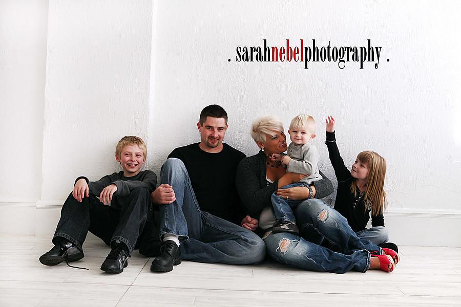 28 . the smith family .