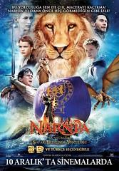 Narnia Günlükleri: Şafak Yıldızı'nın Yolculuğu - The Chronicles Of Narnia: The Voyage Of The Dawn Treader (2010)
