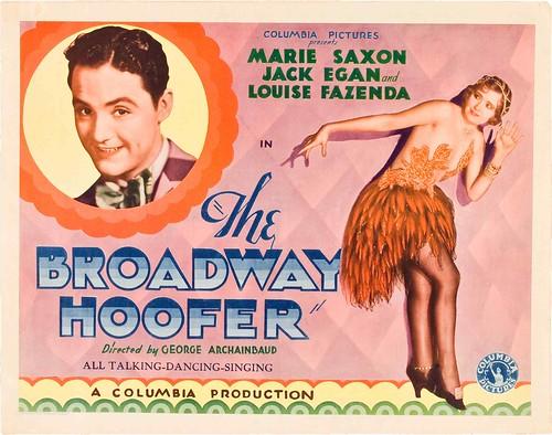 Musical_BroadwayHoofer1929