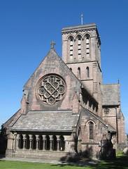 Kingston Church, Dorset, England (east med wanderer) Tags: england church kingston dorset corfecastle