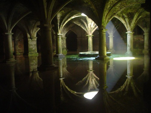 TOP 7 MOROCCO: Manueline cistern of the El Jadida fortress