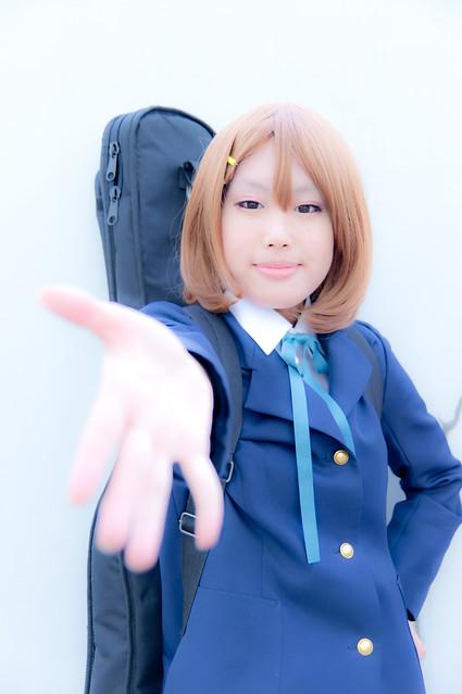 2010-11-28(日) コスプレ博inTFT お名前:栄さん 作品名:けいおん! キャラ:平沢唯 00538.jpg