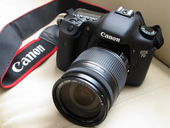 Now.. My new Toy (Moustapha B) Tags: love digital canon toy eos iran 7d  18200 2010 89   g9